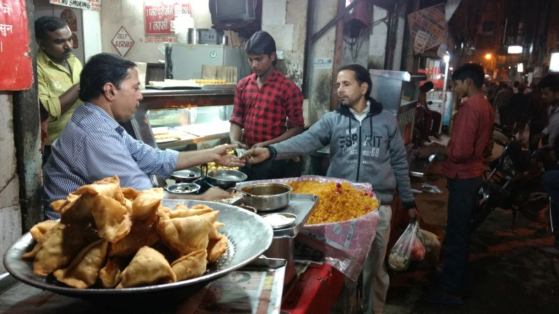 Indian Streetfood: Value for Money!