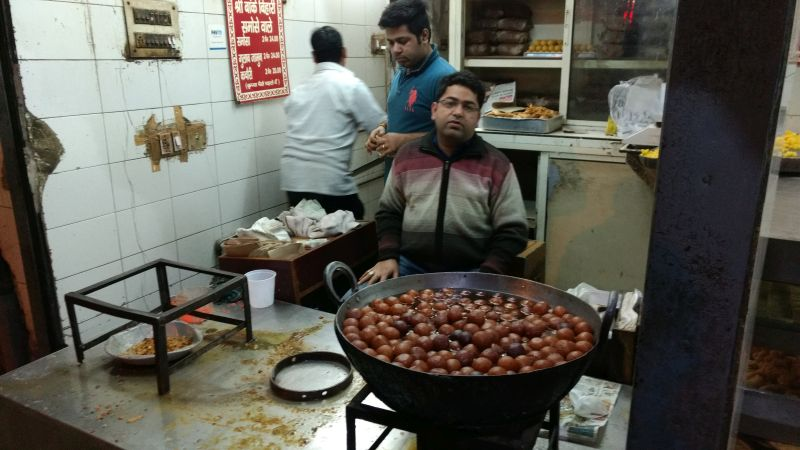 Indian Streetfood: Sweets