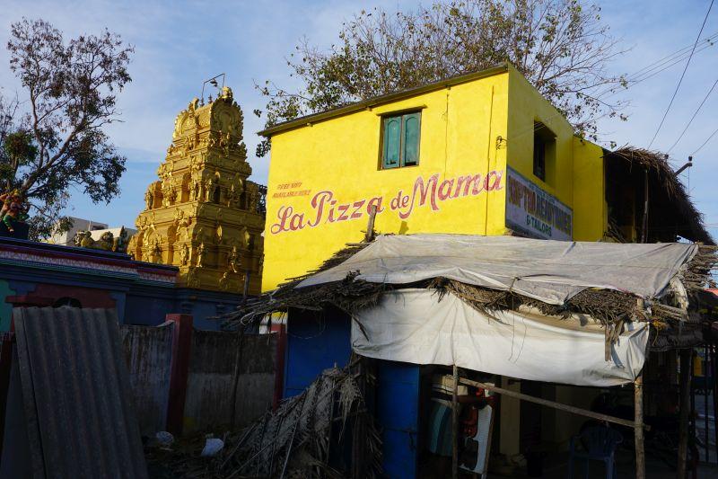 Mamallapuram Restaurant