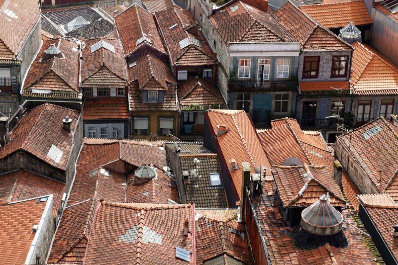 Vew from Torre dos Clérigos